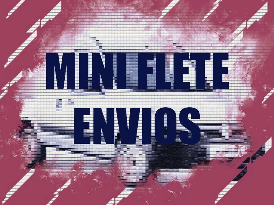 Mini Fletes Envios Y Entregas Mercado envíos flex