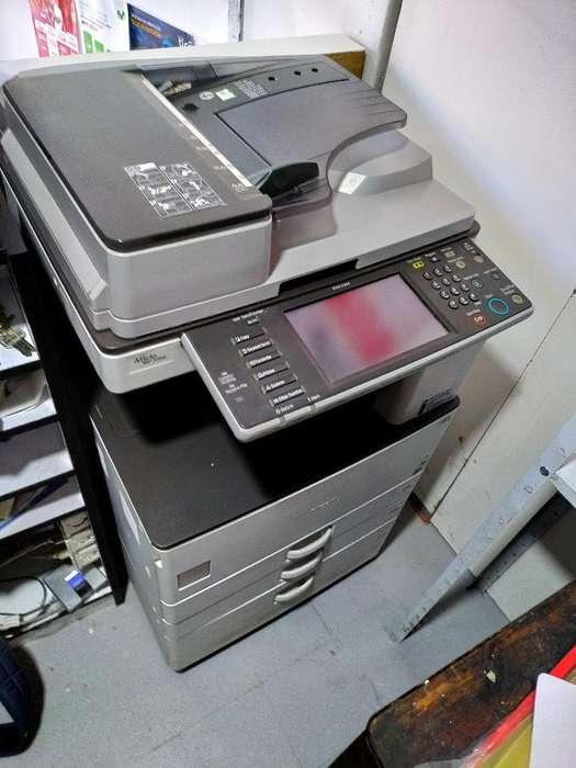 Impresora Multifuncional Ricoh Mp 3352