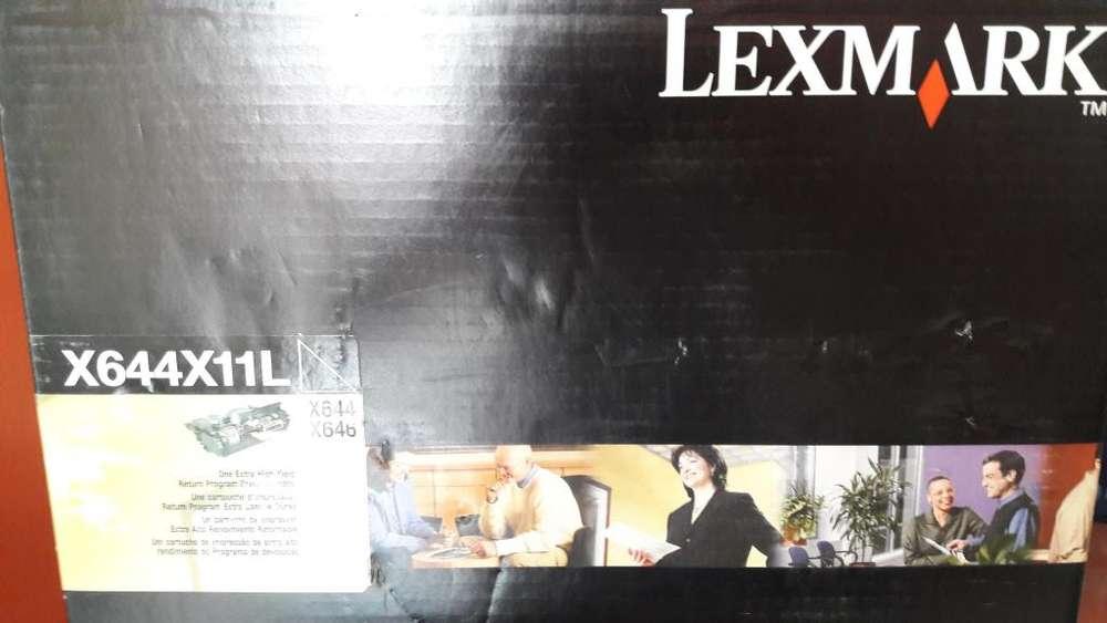TONER LEXMARK X644X11L