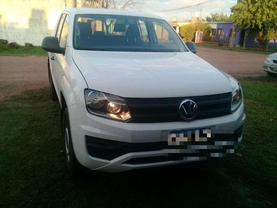 Volkswagen Amarok 2017 - 1600 km