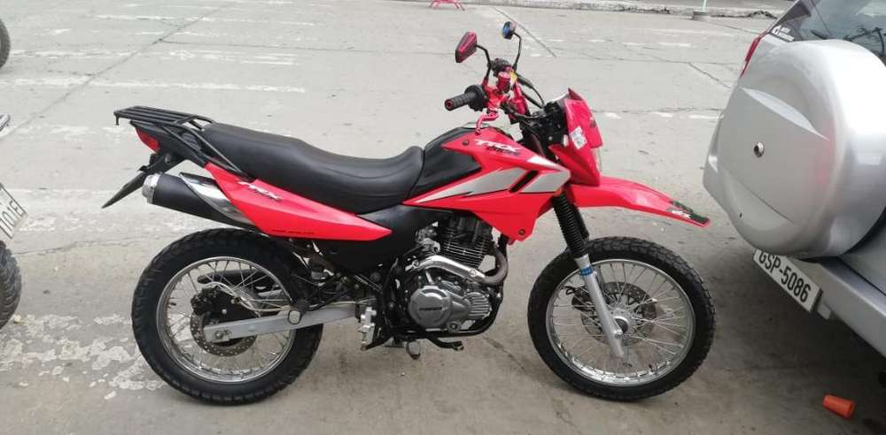 Moto Ranger 200 Cc