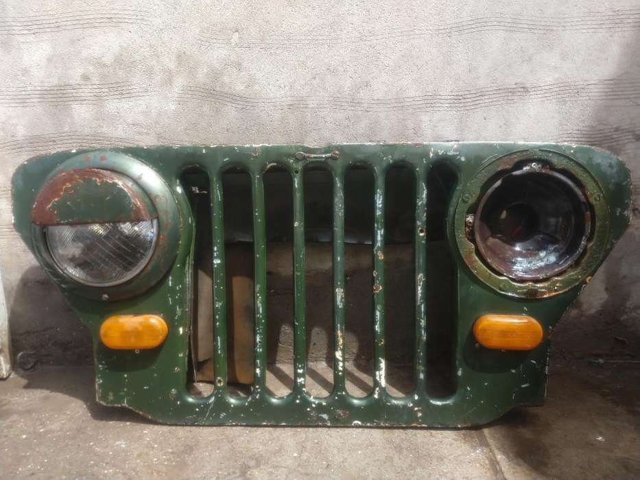 Parrilla <strong>jeep</strong> Willys