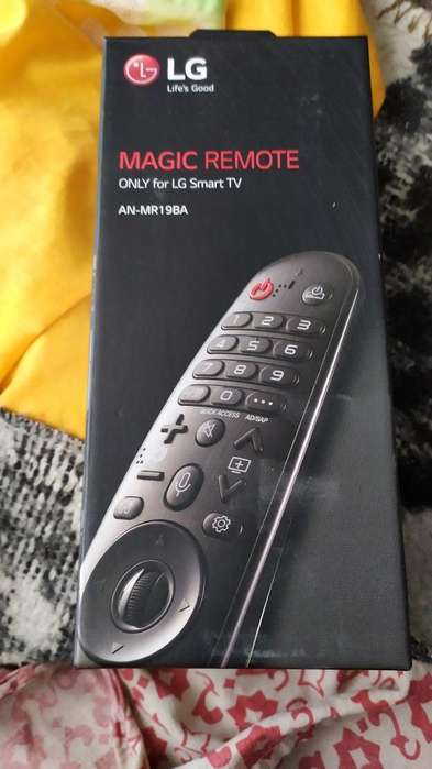 Magic Remote Lg
