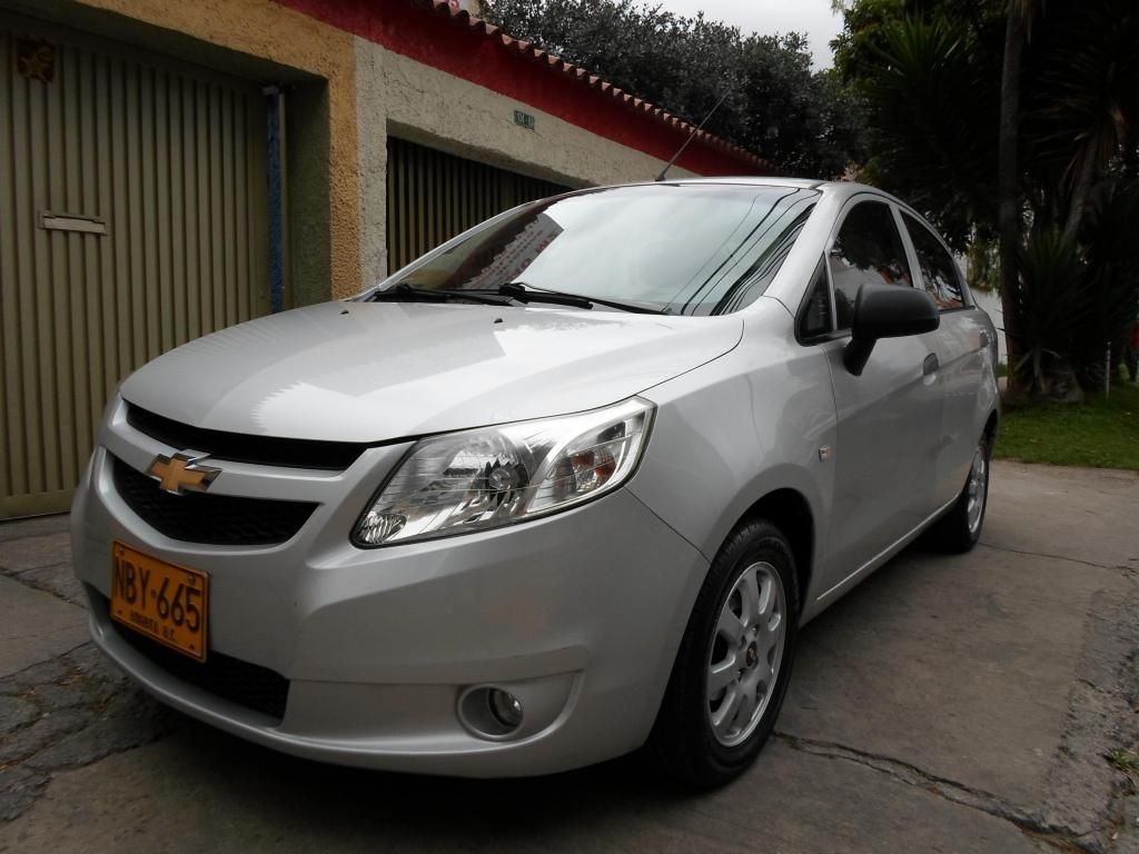 CHEVROLET SAIL LT 2013 FULL EQUIPO