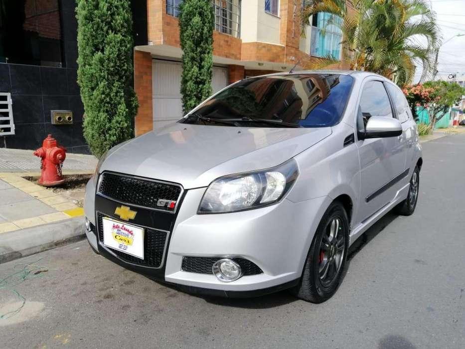 Chevrolet Aveo Emotion 2010 - 65000 km