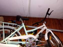 Vendo Bici Rodado 20..como Nueva.sin Uso