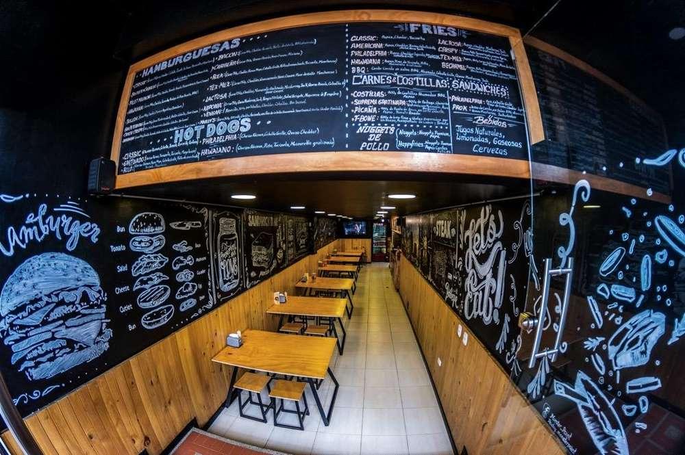 Mesas Y Butacos para restaurante