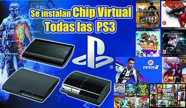 REALIZO CHIP PS3