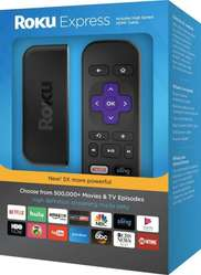 Roku Express Smart Tv Netflix Simil Chromecast Usb Hdmi