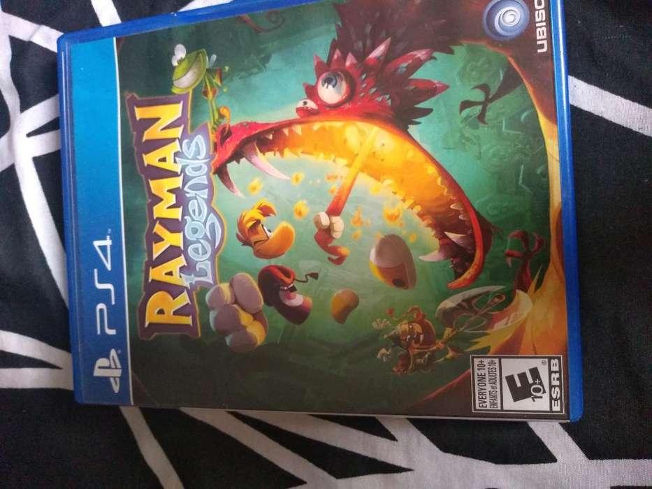 Rayman Play 4 Usado