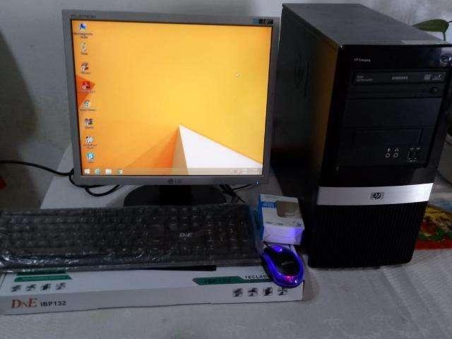 EQUIPO COMPLETO INTEL CORE MEMORIA RAM 2 GB DISCO DURO SATA 200 GB WINDOWS ENVIO A PROVINCIAS
