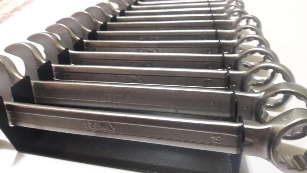 Kit de Llaves Irimo 8mm a 19mm de Bahco