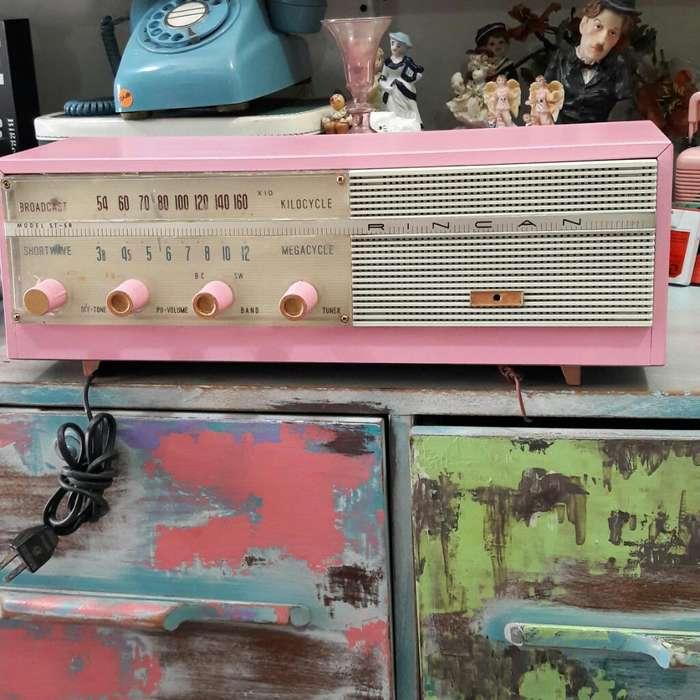 Antigua Radio Funsional