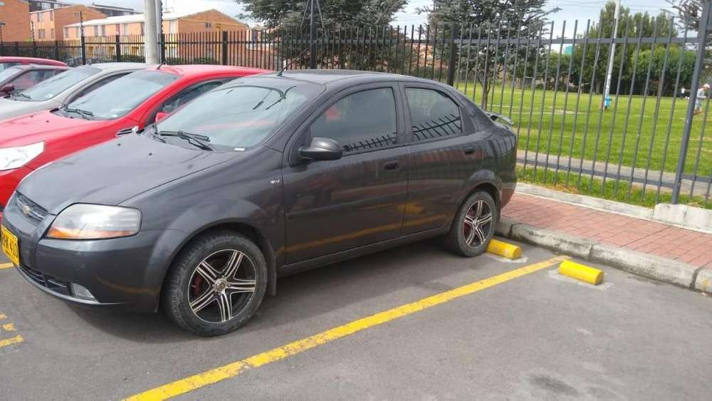 Chevrolet Aveo 2011 - 61000 km