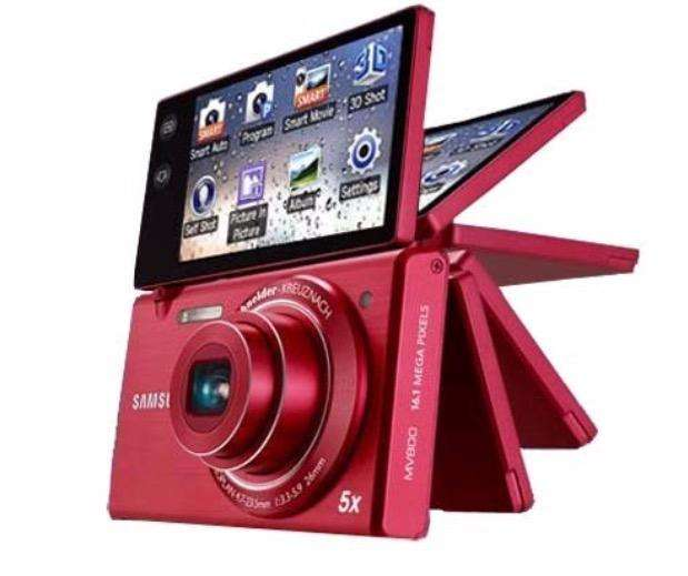 Camara Samsung V800