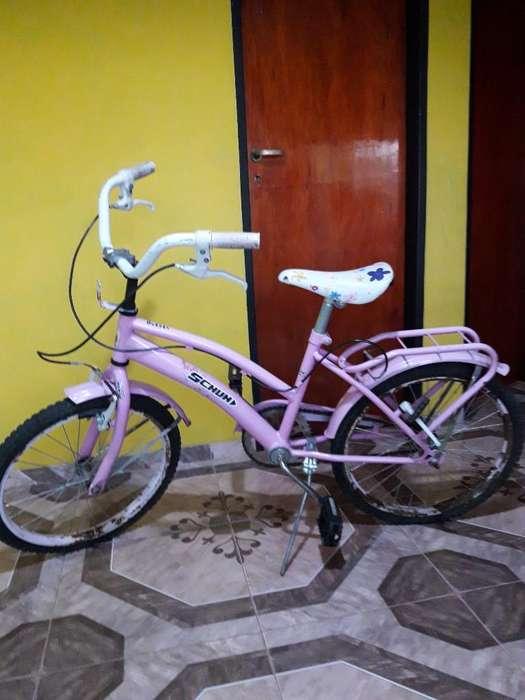 Vendo Bicicleta para Nena