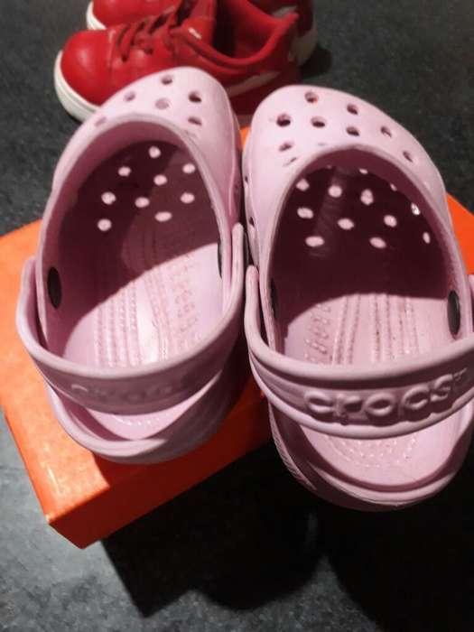 Crocs Originales Num 23/25