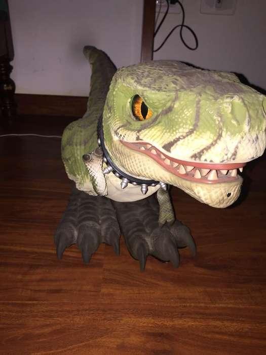 Dinosaurio Robotico