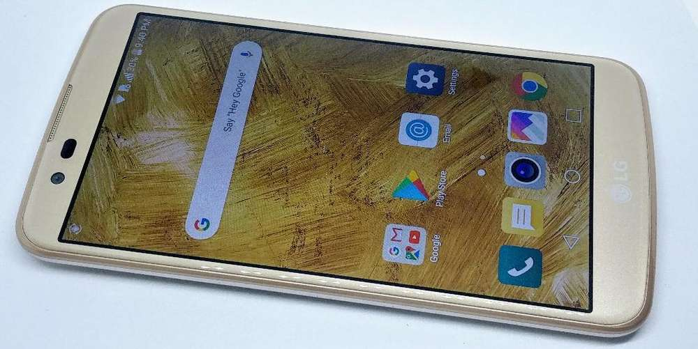 LG K10 2016 Gold: 16GB: Android 6: 5.3