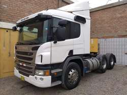 Camion Tracto Scania P410 6x4 Año 2015