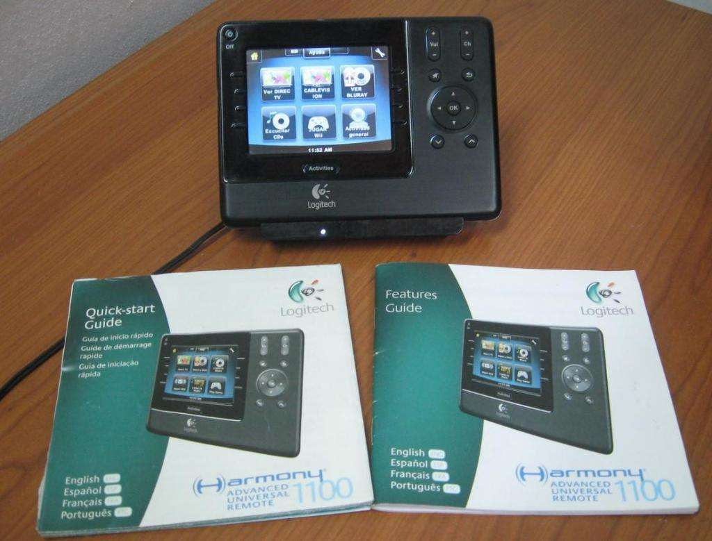 Control Remoto Intelignt Universal Harmony 1100 En Martinez