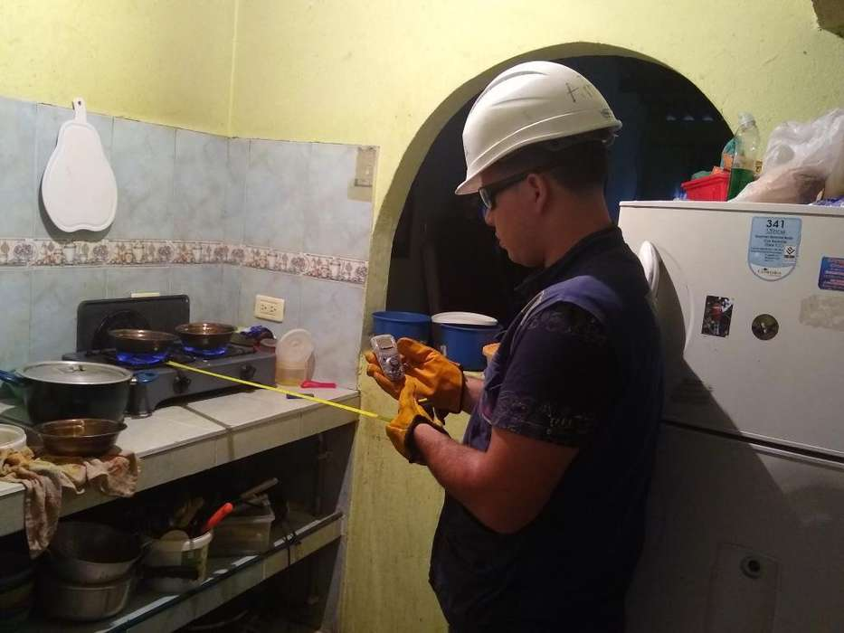 Revisión Periódica de Instalacion de Gas