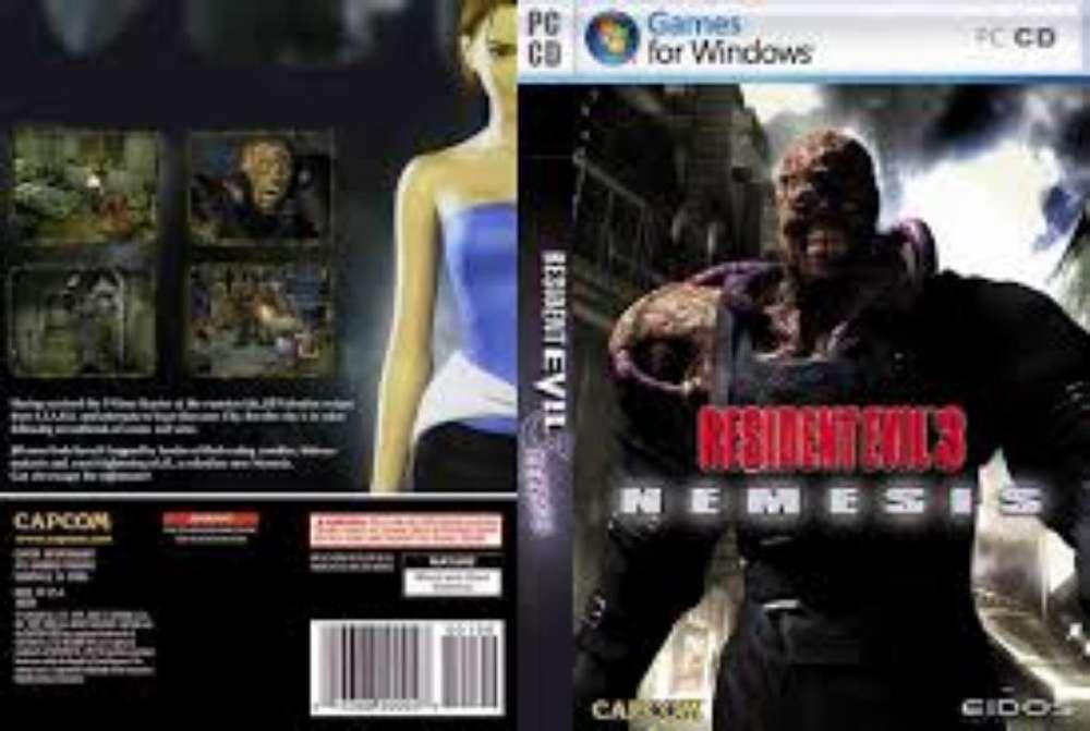 Resident Evil 3 Ful Hd Nemesis