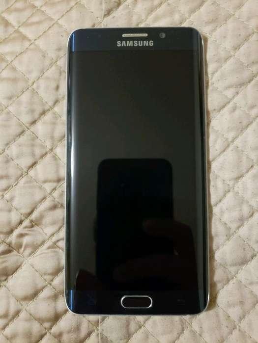 Vendo o Cambio Samsung s6 edge plus libre deja tu cel Htc Huawei Sony