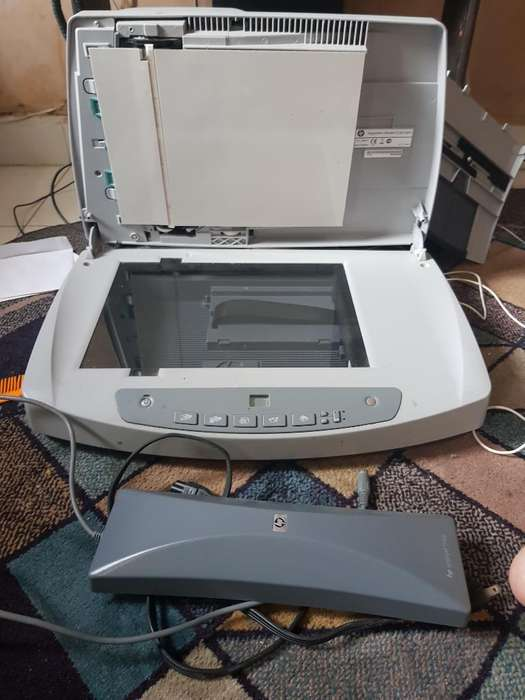 Scanjet Hp 5590 con Tma Scanjet