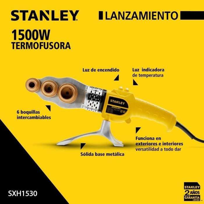 Termofusora Stanley 1500w