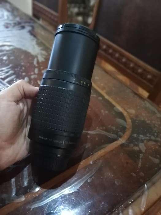 Vendo Cámara Nikon D5200