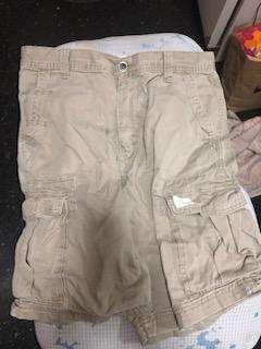 Levi's Originales Talle W32 Traidos de USA cargo shorts/bermudas