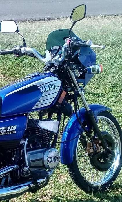 a La Venta Moto Yamaha Rx-115
