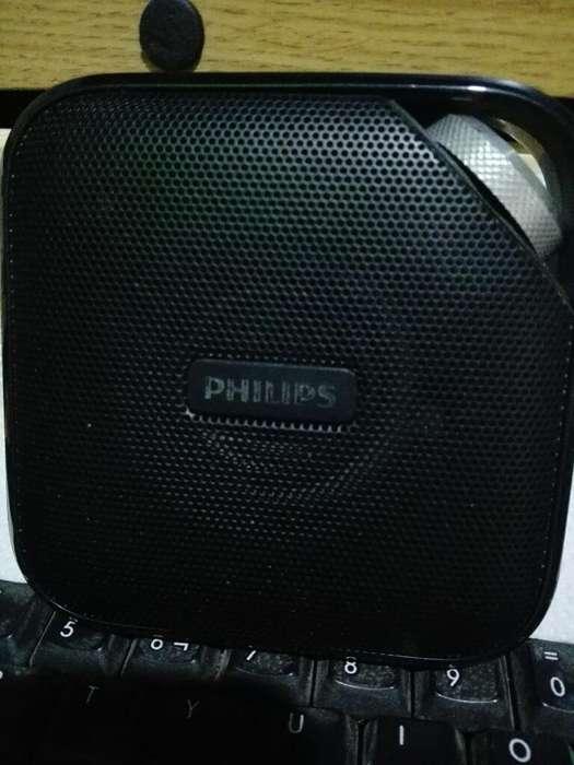 Parlante Portátil Philips-blutooth
