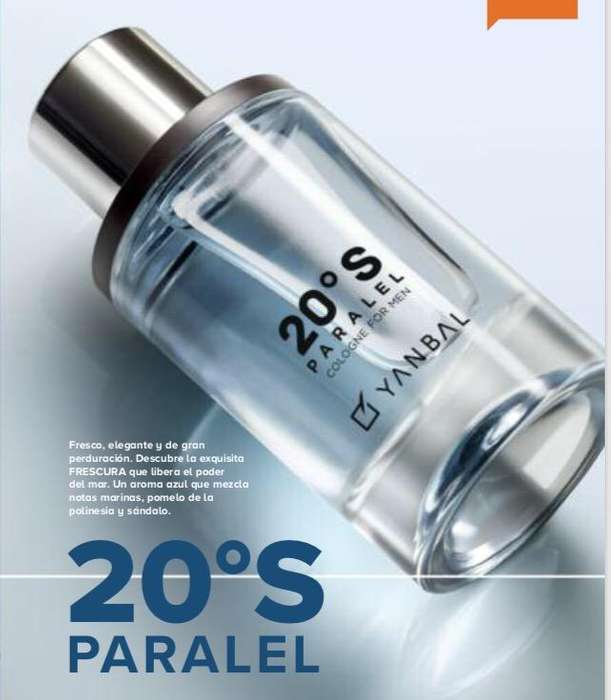 Perfume 20 S Paralel Yanbal