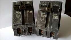 Breaker Bipolar 40 50 80 y 100 A Siemens Nuevo