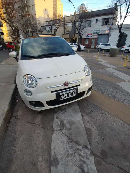 <strong>fiat</strong> 500 2013 - 53000 km