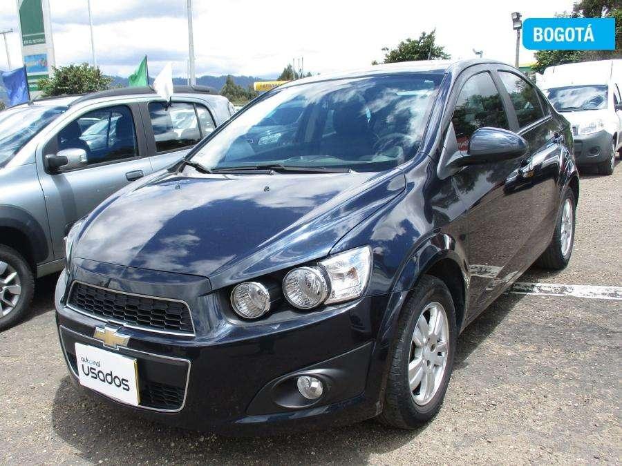 Chevrolet Sonic 2015 - 48800 km