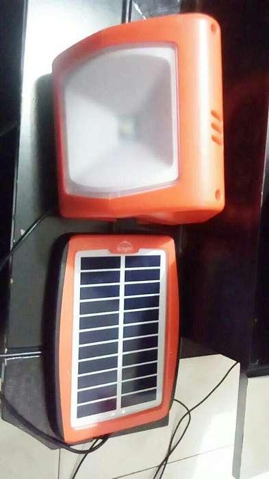 Lampara Solar S300