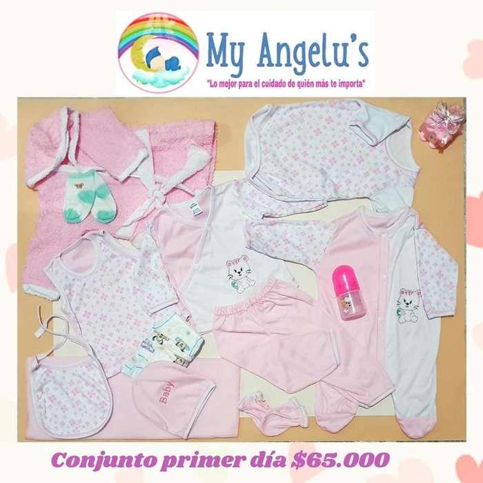 hermosa ropa para bebé