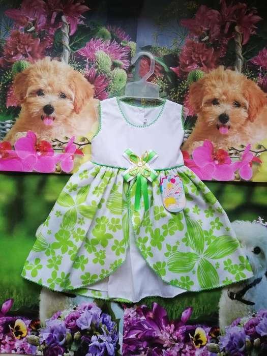 Hermoso Vestido Talla 3