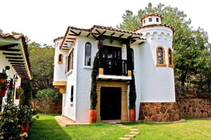 Casa Campestre En Venta En Villa De Leyva Alto De Los Migueles Cod. VBPRE6795
