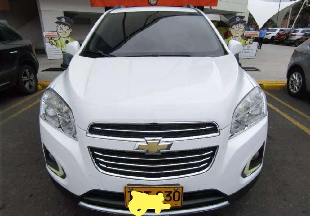 Chevrolet Tracker 2016 - 47300 km