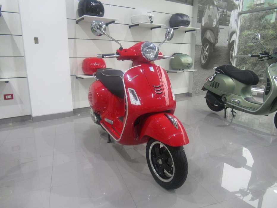 MOTO GTS SUPER 300 - VESPA