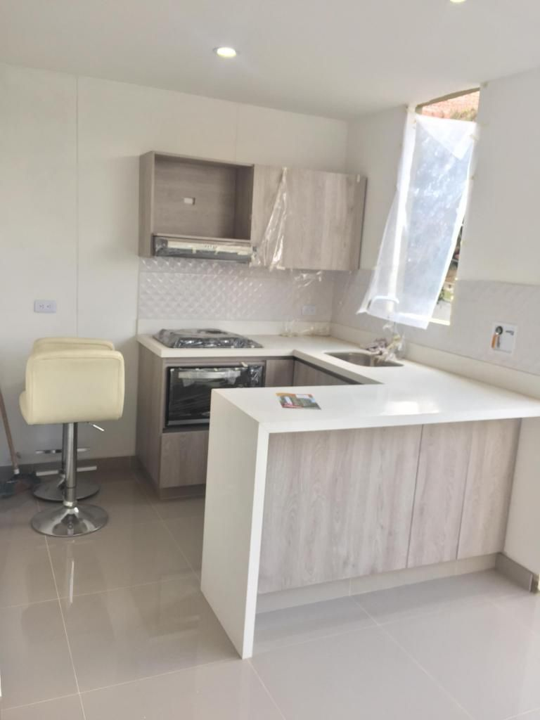 CÓDIGO M131: PROYECTO de Hermosos Apartamentos para ESTRENAR en Cabañitas, EXCELENTE Ubicación