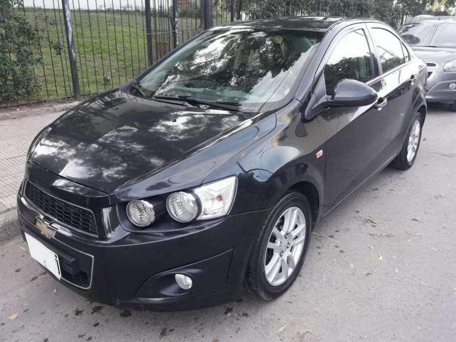 Chevrolet Sonic 2012 - 95000 km