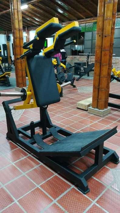 Maquinas de gimnasio Haka Hammer