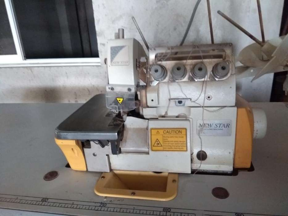 Maquina Fileteadora Industrial