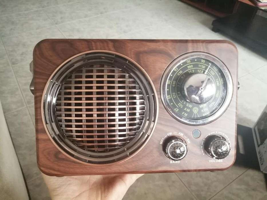 Radio Antiguo Tipo Colección