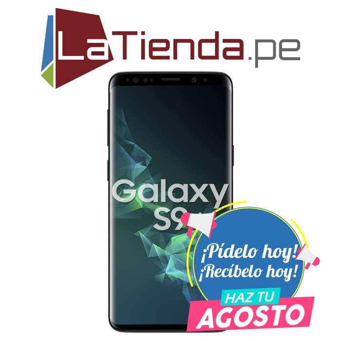 Samsung Galaxy S9 Plus / Lector de huellas y de iris